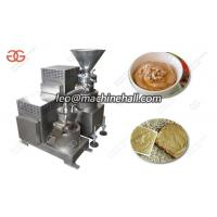 Buy cheap Commercial Sunflower Butter Grinding Machine For Sale|Sunflower Seeds Butter Grinder Machine from wholesalers