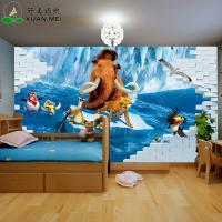 Buy cheap Quality customizable 3D interior home decoration custom size mural wallpaper from wholesalers