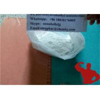 Sex Steroid Hormones 4-Chlorotestosterone Acetate Turinabol Anabolic Steroid Powder