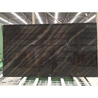 Buy cheap Elegant brown granite marble slab natural stone slab from wholesalers