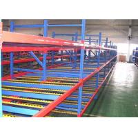 Buy cheap FIFO Storage Gravity Carton Flow Rack from wholesalers