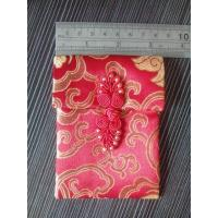 Buy cheap Chinese Style Money Pouch Red packet, money pouch, wedding gift pocket, Chinese gift bag from wholesalers