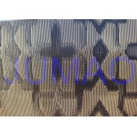 Buy cheap With Customized Images Glass Metal Glass Wire Mesh Fabric Used In Glass Industry from wholesalers