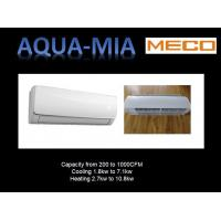 Buy cheap Energy Saving 600CFM Residential Hydronic Fan Coil Units Washable Nylon Filter Type from wholesalers