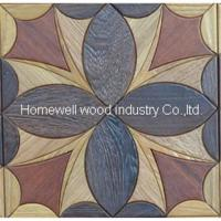 Buy cheap Wenge and balsamo parquet wood flooring from wholesalers
