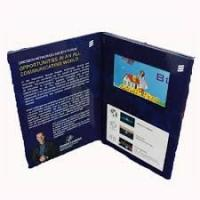 Buy cheap Personal / company promotional Video Business Card Digital greeting card from wholesalers