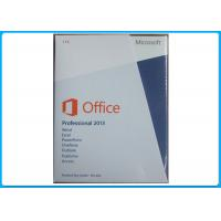 Buy cheap Office Professional Plus 2013 FULL Version , Microsoft Office 2013 Professional Software 32/64- bit from wholesalers