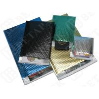 Buy cheap High Gloss Recycled Metallic Bubble Mailer 6 x 10 Bubble Mailers product