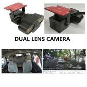 Buy cheap 960P Dual Lens 960P Front/ Rear View Night Vision Audio Car Camera 1.3 Megapixe product