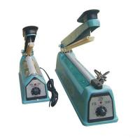 China hand press impulse plastic bag sealer with factory price hot sale on sale