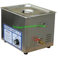 Buy cheap Lens / Glasses / Electronic Benchtop Ultrasonic Cleaner Of 15L Stainless Steel Tank from wholesalers