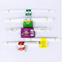Buy cheap label twist tie for vegetable/ print logo/ quickmark/ price from wholesalers