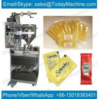 Buy cheap Small scale automatic vertical honey packing machine price for small family business from wholesalers