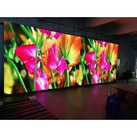 Buy cheap High Refresh Outdoor LED Video Wall Rental P4.81 Outdoor 500x500mm Cabinet from wholesalers