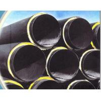Buy cheap ASTM A269 , A312 Insulation Steel Pipes With High Density Polyethylene PU Foam from wholesalers
