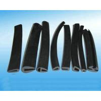 Buy cheap OEM White / Black U - Shaped Rubber Seal , Garage Door Weatherstrip from wholesalers
