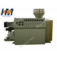 Buy cheap 4 Ton Small Plastic Extruder Machine 380V 15KW Low Power Consumption from wholesalers