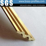 Buy cheap Antislip Brass Stair Nosing for Decking Brass Antislip Stair Strip from wholesalers
