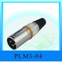 Buy cheap CANNON MICHROPHONE CABLE PLM3-04 from wholesalers