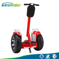 Buy cheap Off Road Electric Balance Scooter , Electric Segway Scooter With 4000W Brushless Motor product