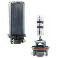 Buy cheap 240 Core FTTH Dome Fiber Junction Box Splice Closure 10 Trays Pole Mounted from wholesalers