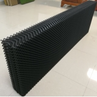 Buy cheap Corrosion Resistant Height 1600mm Evaporative Cooling Pad from wholesalers