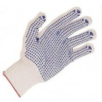 Buy cheap China PVC dotted cotton glove for construction from wholesalers