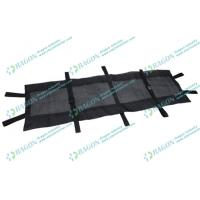 Buy cheap Easy carried and safely textilene soft stretcher for patients , paramedic stretcher from wholesalers
