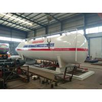 Buy cheap Customized 20000L LPG Storage Tanks CSC2018005 10 Tons LPG Gas Refilling Plant from wholesalers