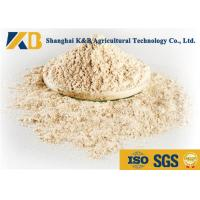 Buy cheap No Agglomeration Or Mildew Brown Rice Powder For Pet Feeding Addictive product