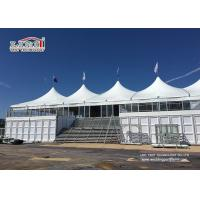 Buy cheap 20x30m Outdoor Party Tent For 500 People Event Function , Garden Party Tent from wholesalers