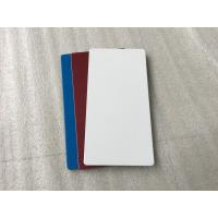Buy cheap Coffee Color Aluminium Composite Sheet 2000 * 3600 * 4mm With 0.40mm Alu Thickness product