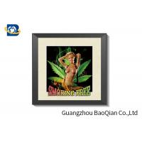 Buy cheap Customized 5D Posters Promotional Gift Pet Lenticular Image 3D Wallpaper Picture from wholesalers