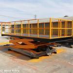 Buy cheap China CE Heavy Duty Stationary Warehouse Elevator Fixed Scissor Lift from wholesalers