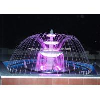 Buy cheap Granite Garden Water Sculpture Fountains  304 Stainless Steel For Show In Park from wholesalers