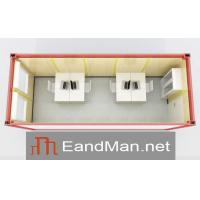 Buy cheap Expandable Container Office For 4 Persons,Container House, Mobile Office from wholesalers