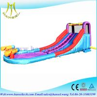 Buy cheap Hansel gmif-04 bouncy inflatable castle,large inflatable pools,water slides from wholesalers