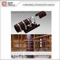 Buy cheap circular column formwork/concrete wall forms china manufacturer from wholesalers