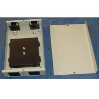 Buy cheap Outdoor / Indoor Fiber Optic Termination Box For OPGW With Full Accessories Structure product