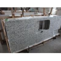 Light Santa Cecilia Countertop, Kitchen Island Renovation Solid Stone Countertops