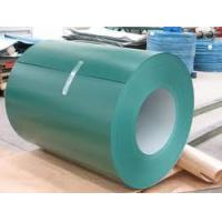 Buy cheap PPGI PPGL Prepainted Hot Dipped Galvanized Steel Coils , Galvalume Steel Coil from wholesalers