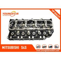 Buy cheap Engine Cylinder Head For MITSUBISHI	S4S ; MITSUBISHI	Forklift	S4S 	2.5D product