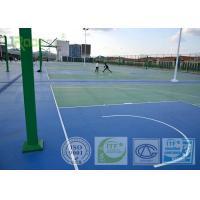 Multifunctional Open Tennis Court Surface Anti Slip Floor Customization Available