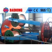 Buy cheap Electric Wire Cable Stranding Machine , 1+1+3 Cabling Cable Laying Equipment from wholesalers