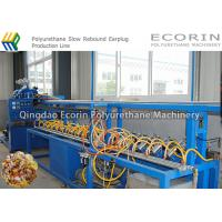 Buy cheap 80 L Polyurethane Ear Plug Machine / Noise Reduction Earplugs Production Line from wholesalers
