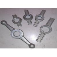 Buy cheap Silver Painting Scaffolding Leveling Jacks Ringlock Screw Jacks For House Leveling product