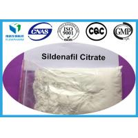 Buy cheap Viagra Sexual Health Supplements , Sildenafi Citrate Powder CAS 171599-83-0 Safe Delivery from wholesalers