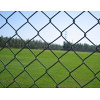 China Wholesale Chain link fence price , galvanized used green chain link fence for sale on sale