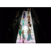 Buy cheap Various Pixel Pitches Floor LED Screen , LED Video Dance Floor Fixed Installation from wholesalers