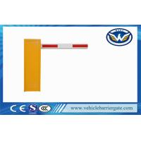 OEM Automatic Gate Barrier Vehicle Barrier Gate For Parking System